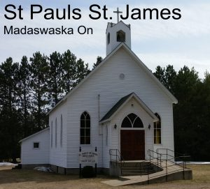 Madawaska, Whitney United Church  Service at Madawaska @ St. Paul and St. James,  | Madawaska | Ontario | Canada