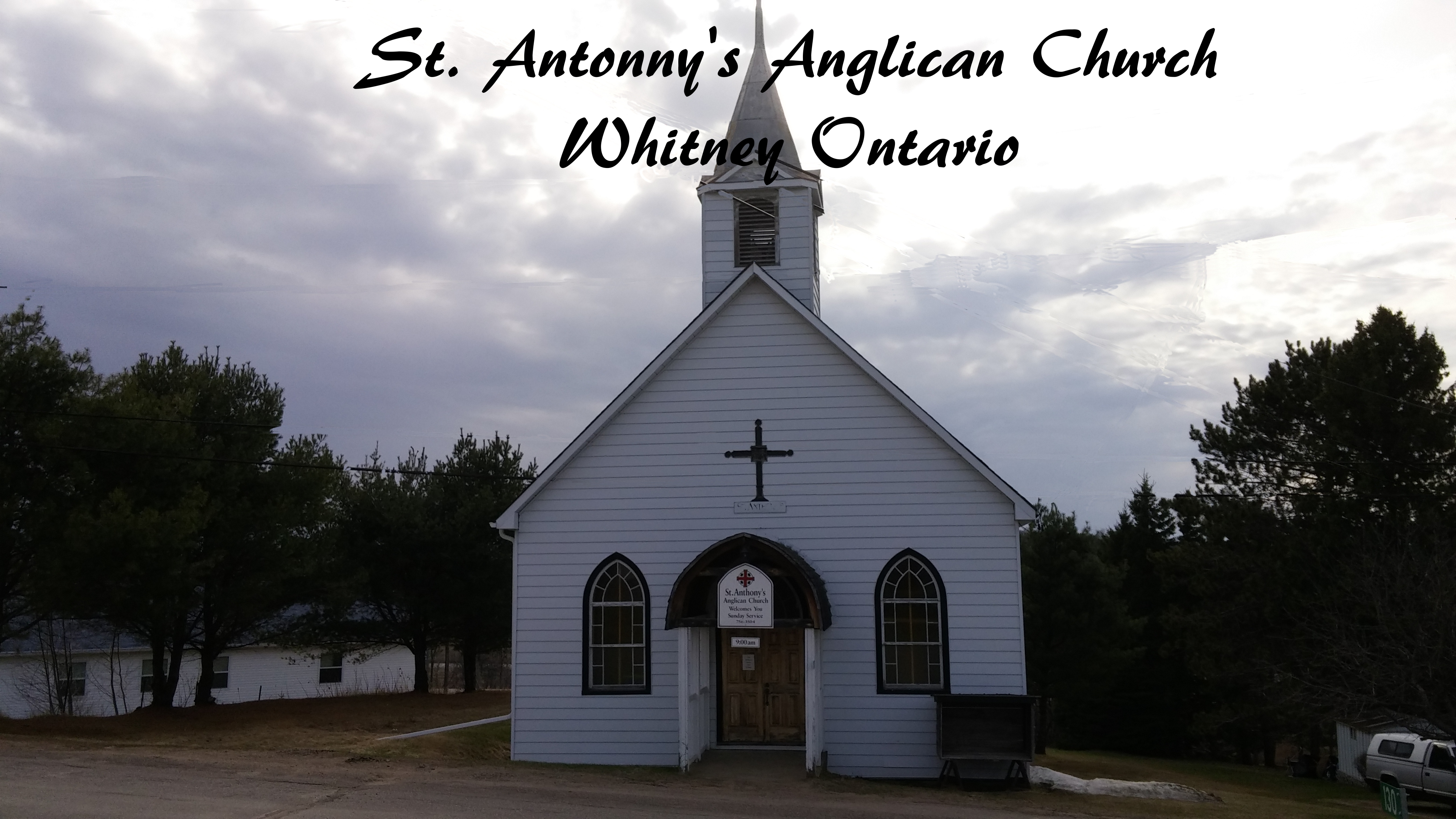 Whitney, Madawaska, at Whitney St Anthony's @ St. Anthonys Anglican Church | Whitney | Ontario | Canada